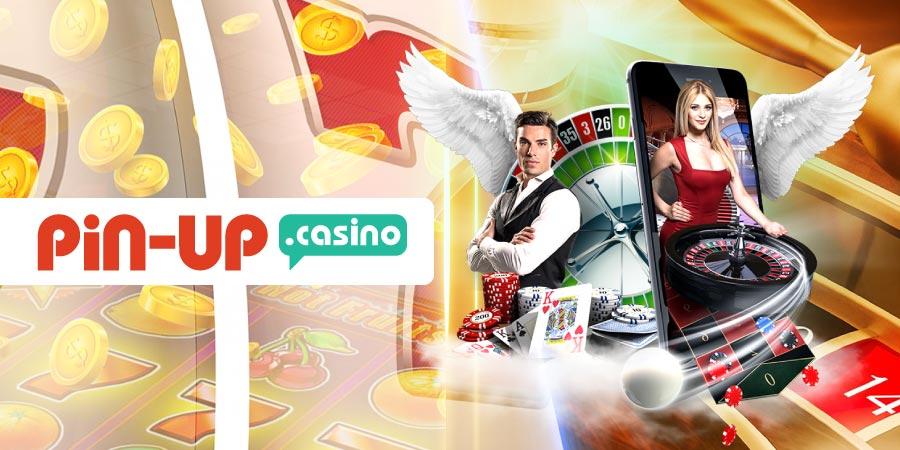 Скачивание онлайн казино Пин Уп